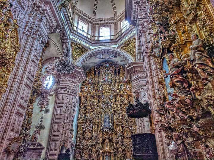 Santa Prisca, Taxco