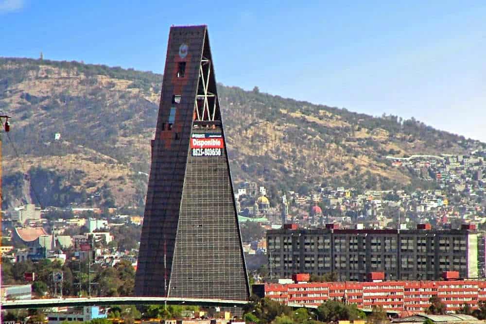 Edificio de Banobras, CDMX