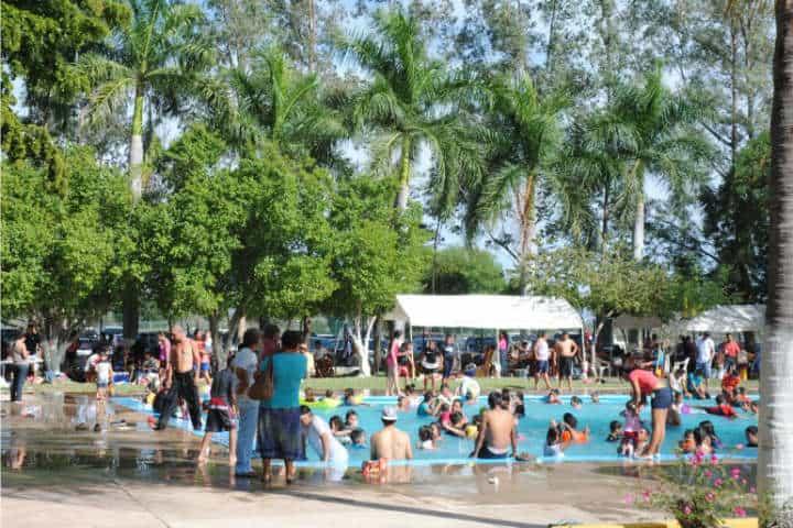 Balnearios de Mocorito.Foto.Gobierno Municipal de Mocorito.4