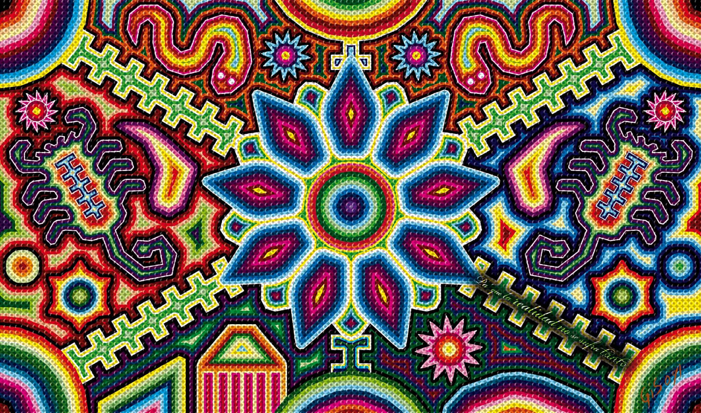 Arte Huichol, ¡Una artesanía impresionante!   El Souvenir