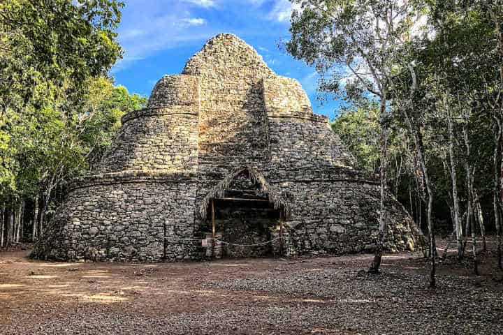 Ciudad maya Coba en Quintana Roo.Foto.A-nah.2