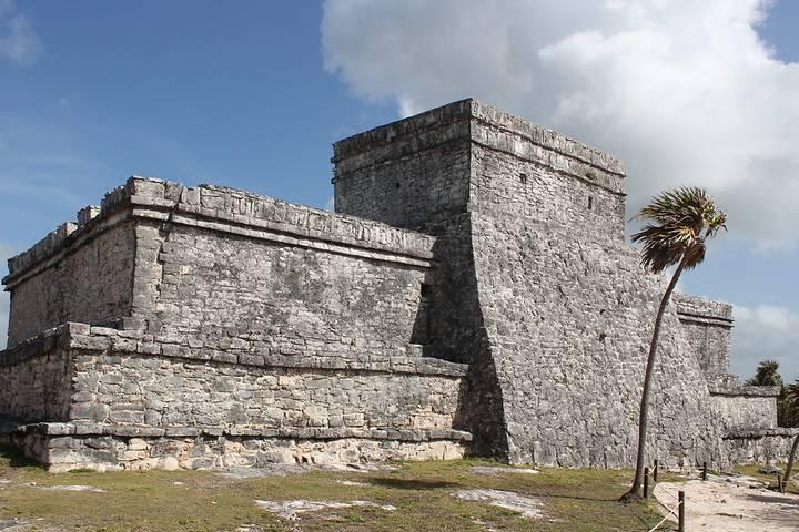 Ciudad maya Cobá en Quintana Roo