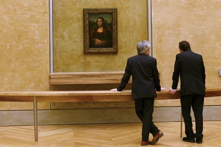 Curiosidades de la Gioconda da Vinci.Foto.TVP Info.2