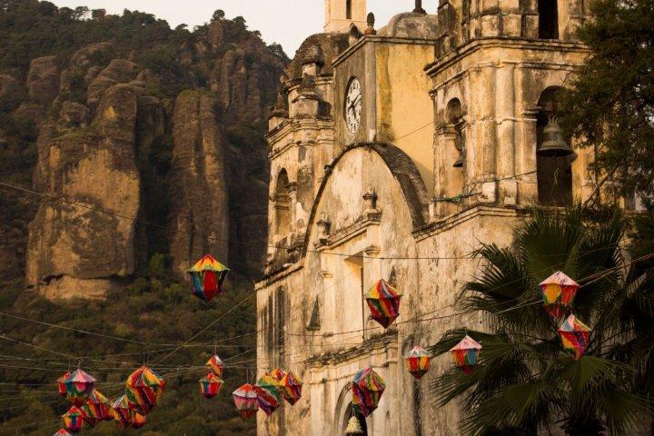 Destinos holísticos de México. Foto. Rincones de México