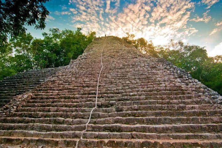 Disfruta de estos sitios asombrosos. Foto. Vacaciones Maya