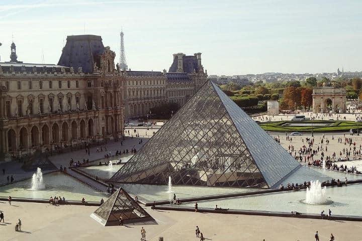 Museo de Louvre.Foto.Anónimo.4