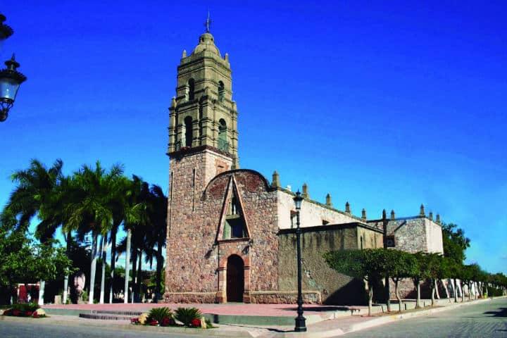 Parroquia de la Inmaculada Concepción.Foto.Twitter.3