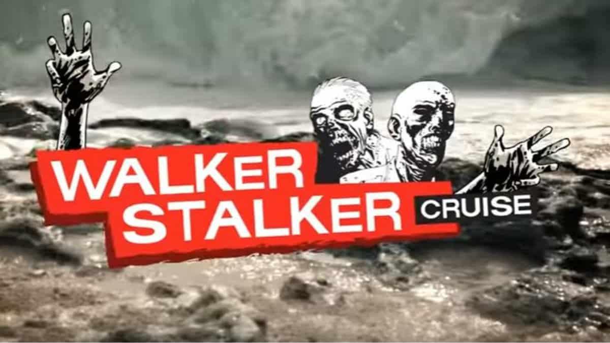 Portada. Crucero de The Walking Dead.Foto.Undead Walking