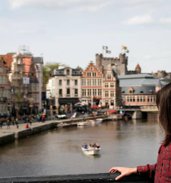 Portada.Que hacer en Ciudad Gante en Belgica.Foto,Héctor Martínez