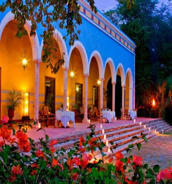 Portada.Recorrido por las haciendas yucatecas.Foto.Le Pigalle Hotel