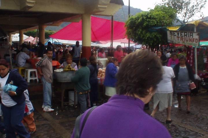 Pueblo Mágico Tlayacapan en Morelos