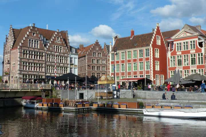 Que hacer en Ciudad Gante en Belgica.Foto.Jovanel.1