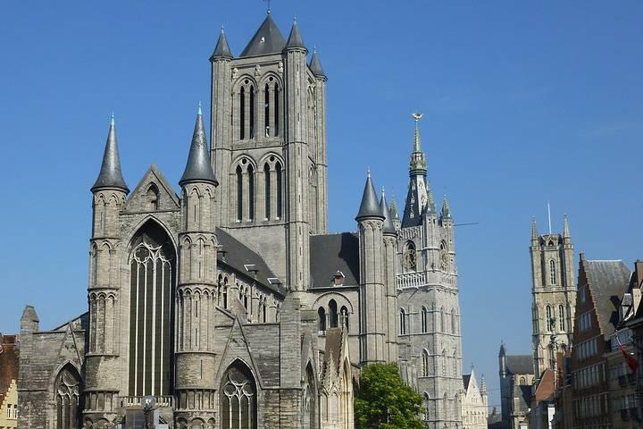 Qué hacer en Ciudad Gante en Bélgica