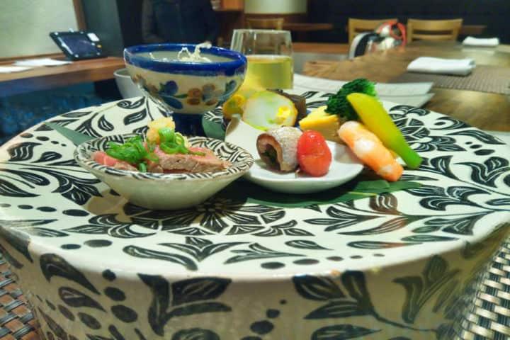 Restaurante Asai Kaiseki en la CDMX