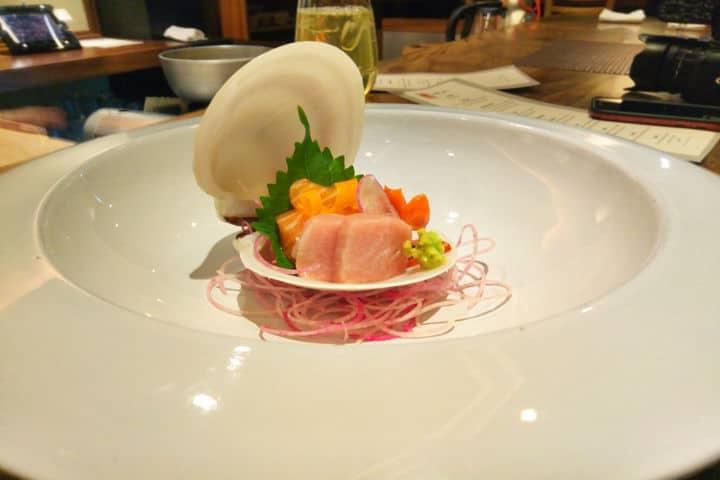 Kaiseki, comida japonesa