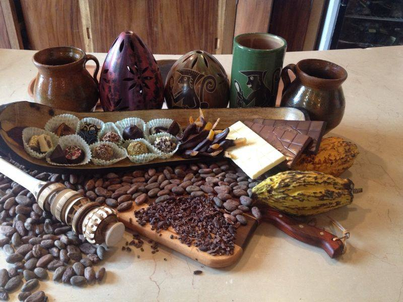 Chocolate, Cusco