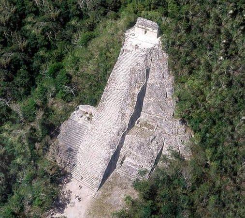 Pirámide de Nohoch Mul