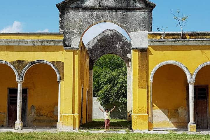 haciendas yucatecas Hacienda Chunchucmil Foto Marichelo Sarrion