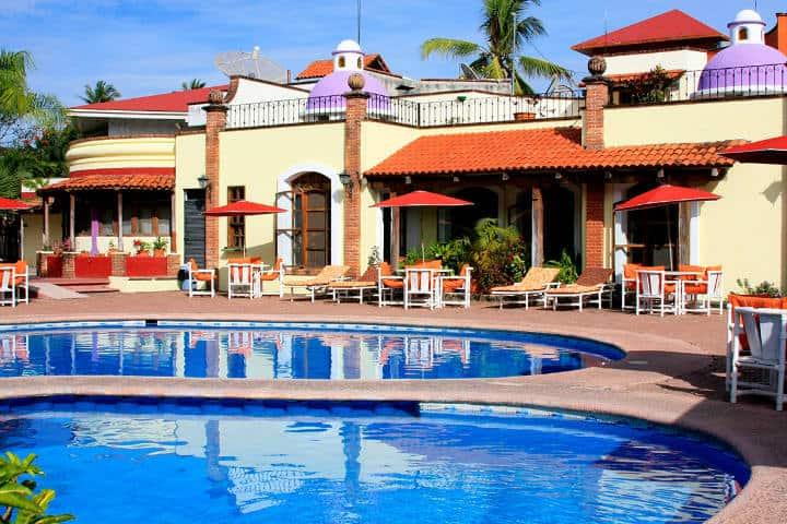 El Hotel Garza Canela alberga grandiosa gastronomía de San Blas Foto: Hotel Garza Canela