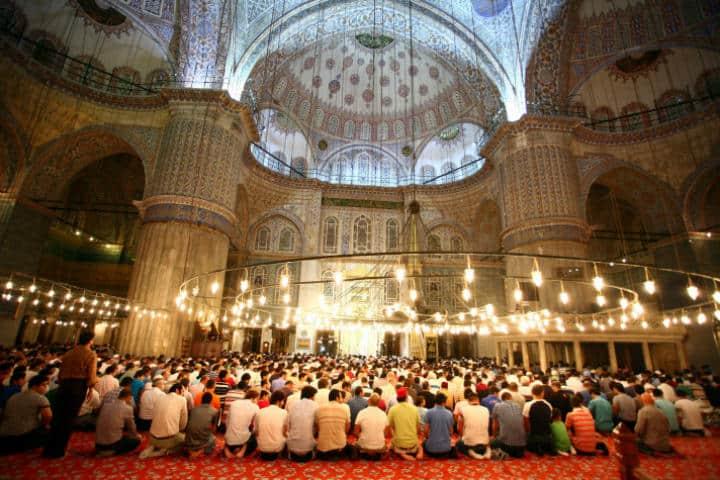 Mezquita Turquía