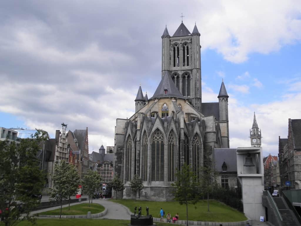 Iglesia de San Nicolás, Gante