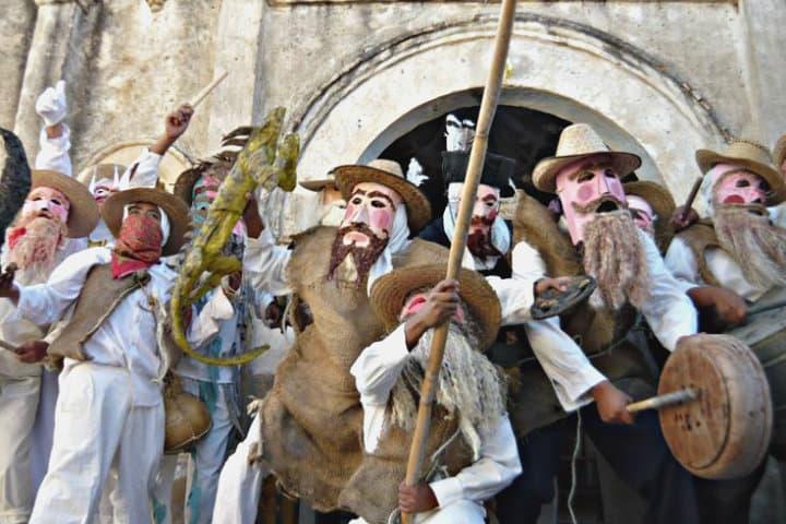 Tradiciones, Tlayacapan, Morelos