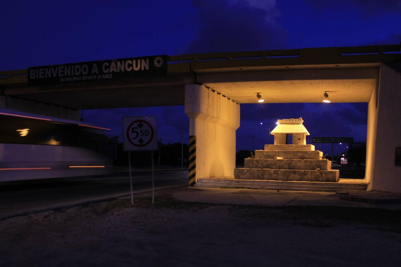Puente del pacto. Foto: Archivo
