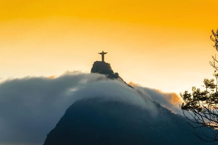 El Cristo Redentor. Foto: Heibe