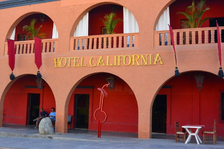 Hotel California. Foto: Cabo San Lucas Excursions
