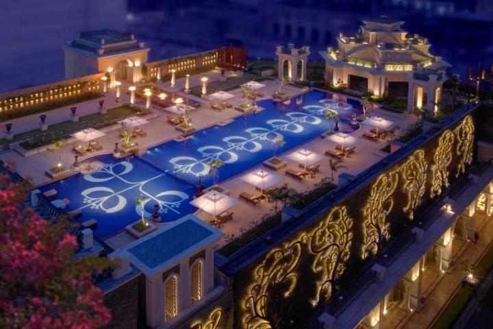 Hoteles de lujo en la India. Foto_ La sociedad geográfica