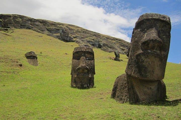 Los monumentos más importantes del mundo. Foto: Marlhans