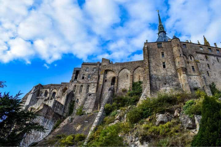 Mont Saint Michel en Francia.Foto.Anónimo.1.jpg