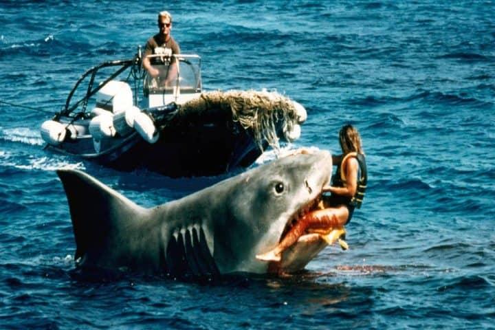 Película tiburón. Foto: syfy.com
