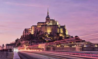 Portada.Mont Saint Michel en Francia.Foto.Annabel_P
