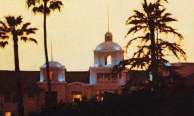 Portada.leyenda del hotel California.Foto.Ultimate Classic Rock