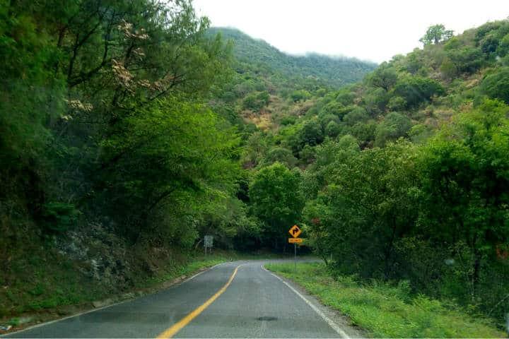 Camino a Querétaro