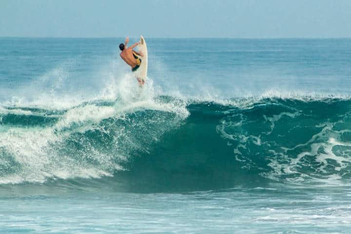 Surf Mexico Jalisco Foto Mario Chavez
