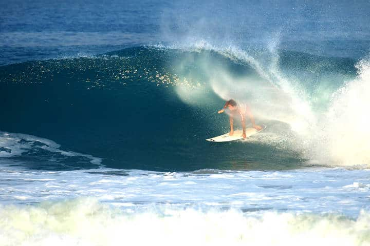 Surf en Zicatela Pto Escondido Oax Foto Bryce Bardford