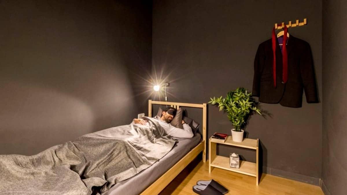 Un descanso de paso. Foto: okdiario.com