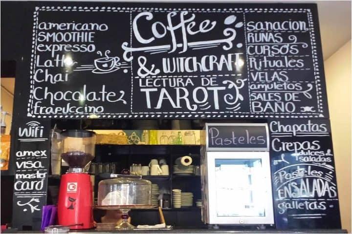 Una cafetería diferente. Foto: cronicasmexicanassite.wordpress.com