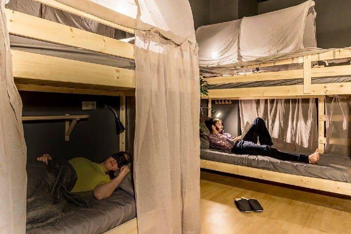 Una siesta rápida. Foto: okdiario.com