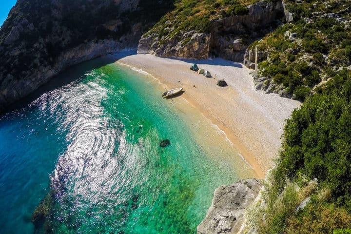ALBANIA - COSTA ADRIÁTICA