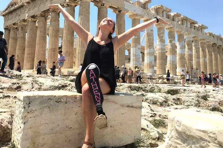 Viajar, Atenas