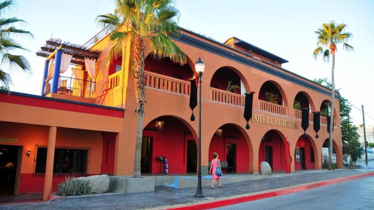 Hotel California. Foto: Visao