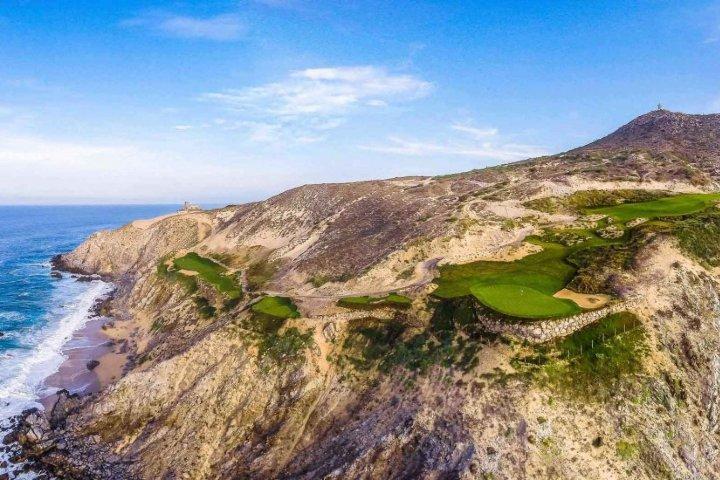 Campo de Golf. Foto_ Quivira los Cabos