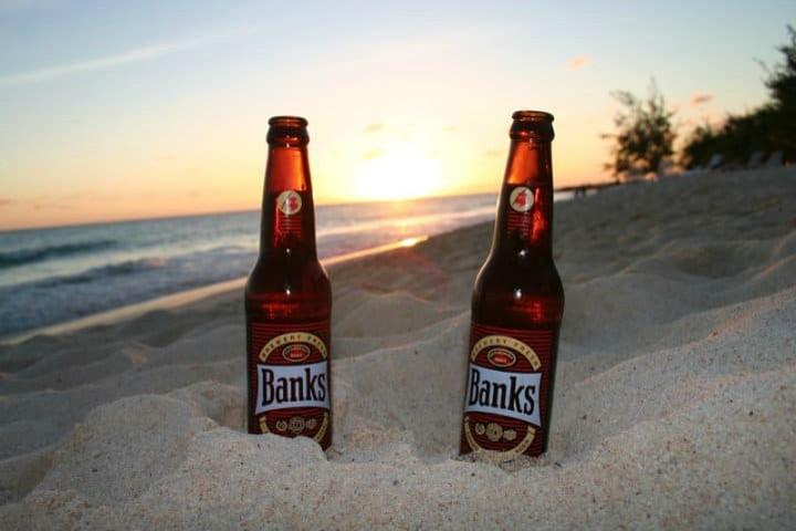 Cerveza en Barbados. Foto Archivo.