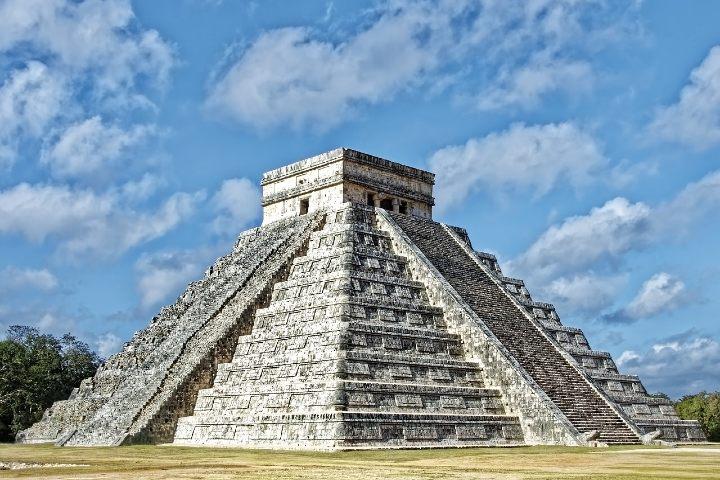 Chichén Itzá. Foto Makalu.