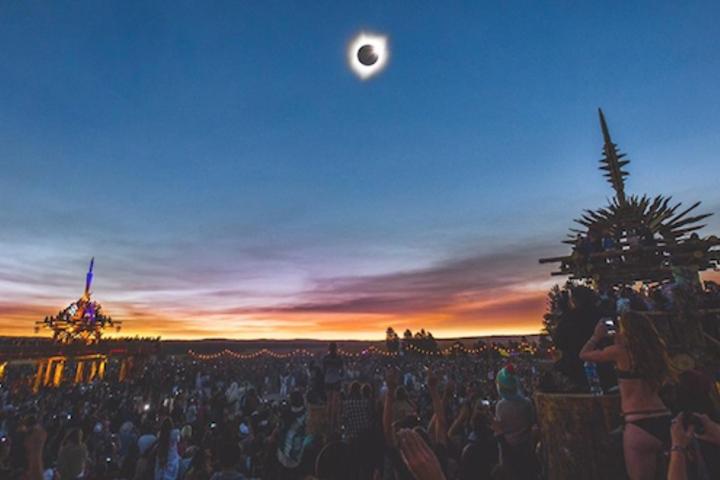 El eclipse de Oregon. Foto_ SF Station