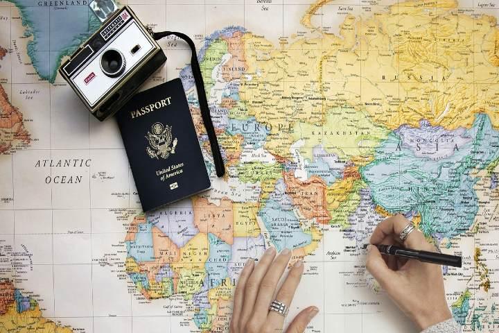 Entrar a Estados unidos con Global Entry. Foto Mohamed Hassan.