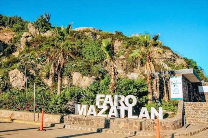 Faro de Mazatlán. Foto Trevel off Path.